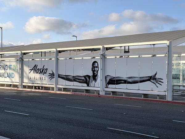 Terminal 1, 1 Airport Dr, Oakland, CA 94621, Image